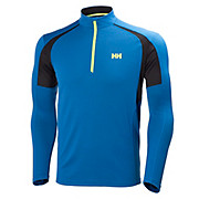 Helly Hansen Pace 1-2 Zip Lifa Flow LS Top AW15